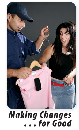 Theft and Shoplifting Classes